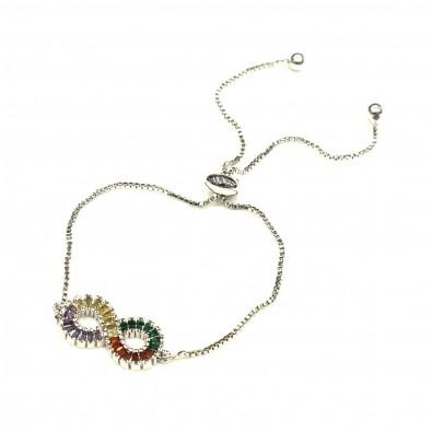 Bracelet plaqué BRAF519