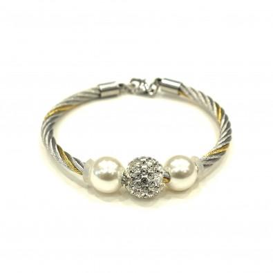 Bracelet acier chirurgical BRAF656
