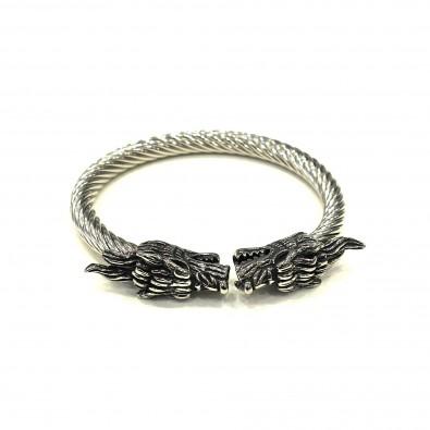 Bracelet acier homme BRAH311