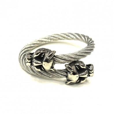 Bracelet acier homme BRAH313