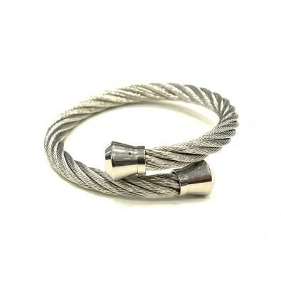 Bracelet acier homme BRAH314