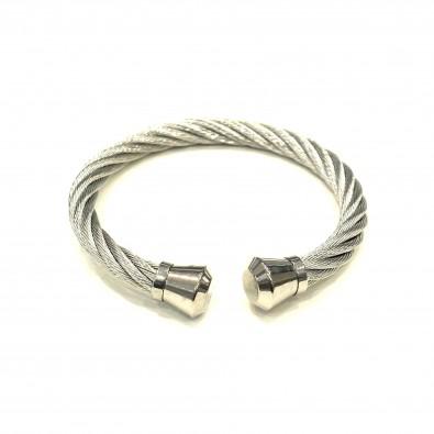 Bracelet acier homme BRAH315