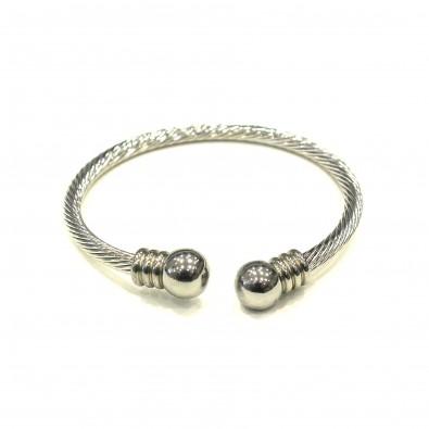 Bracelet acier homme BRAH316