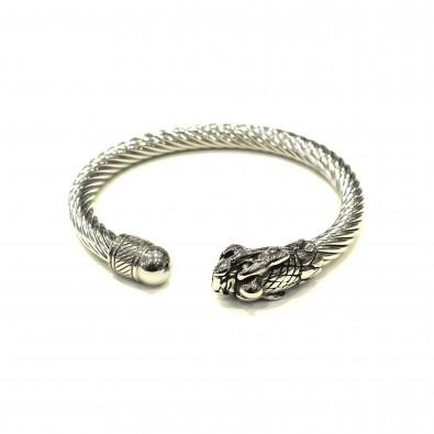 Bracelet acier homme BRAH320