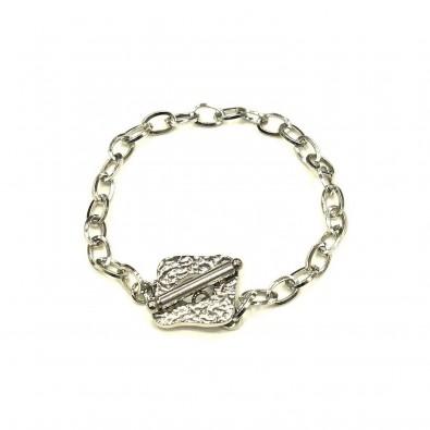 Bracelet acier chirurgical BRAF669