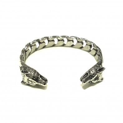 Bracelet acier homme BRAH364