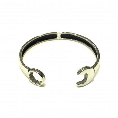 Bracelet acier homme BRAH366