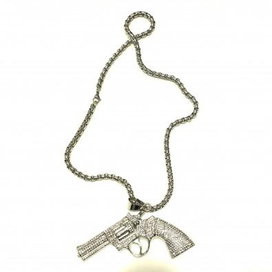 Chaine acier homme CAH188