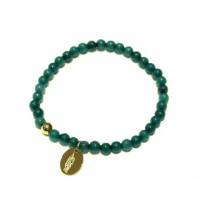 Bracelet couleur acier BRAF721