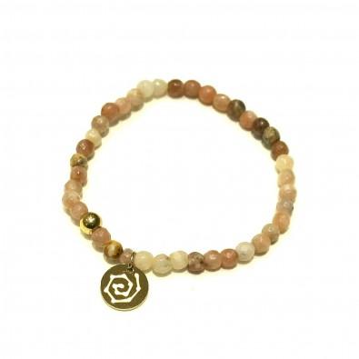 Bracelet couleur acier BRAF722