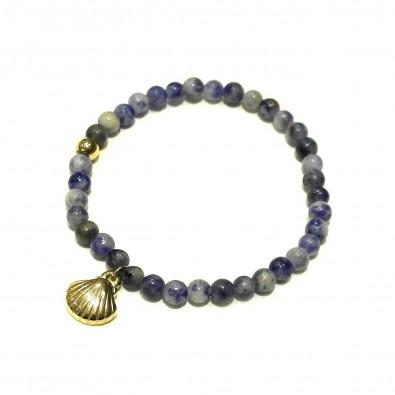 Bracelet couleur acier BRAF723