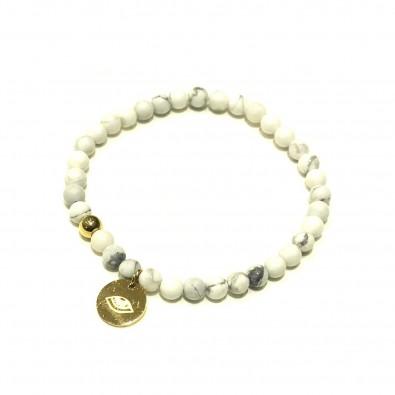 Bracelet couleur acier BRAF724