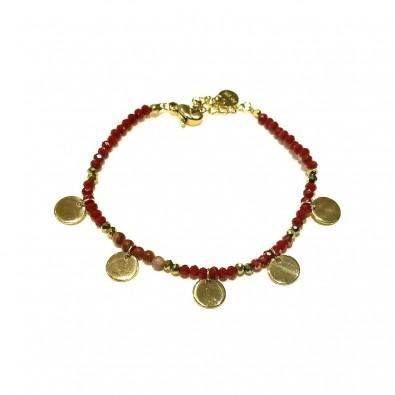 Bracelet couleur acier BRAF727