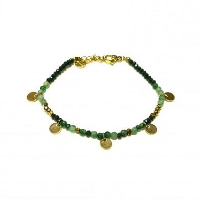 Bracelet couleur acier BRAF729