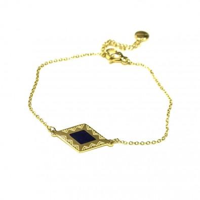 Bracelet couleur acier BRAF731