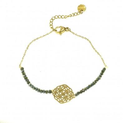 Bracelet acier BRAF758