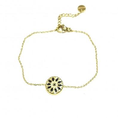 Bracelet acier BRAF761