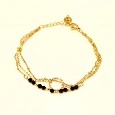 Bracelet acier femme BRAF772