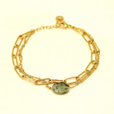 Bracelet acier femme BRAF774