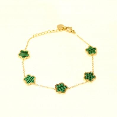Bracelet acier femme BRAF781