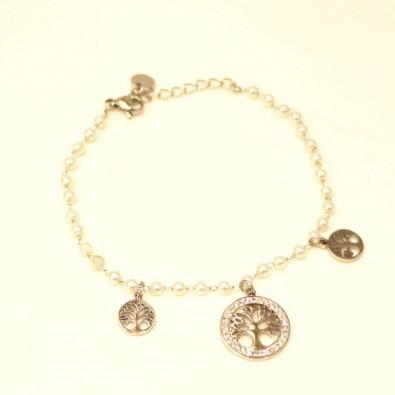 Bracelet acier femme BRAF782