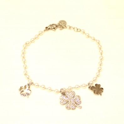 Bracelet acier femme BRAF783