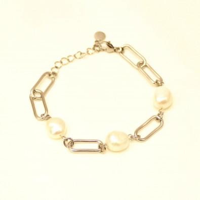 Bracelet acier femme BRAF785