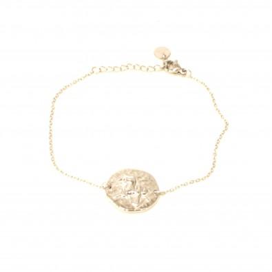Bracelet acier signe astrologie sagittaire BRAF795