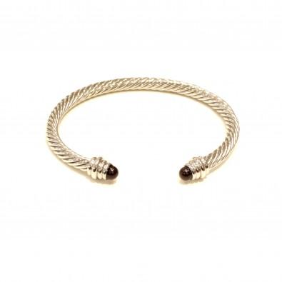 Bracelet acier homme BRAH420