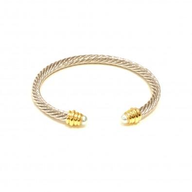 Bracelet acier homme BRAH421