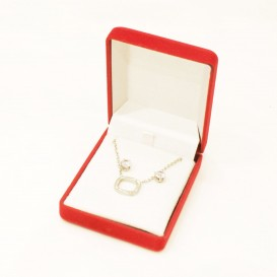 Coffret bijoux acier COFA003CA