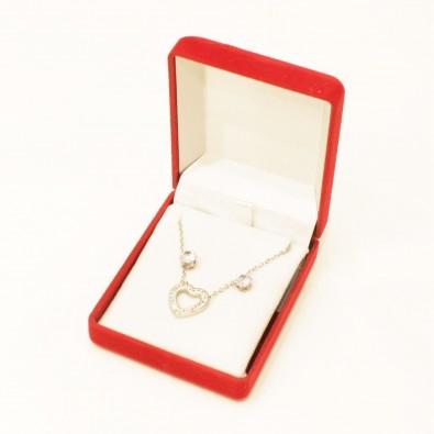 Coffret bijoux acier COFA005CR