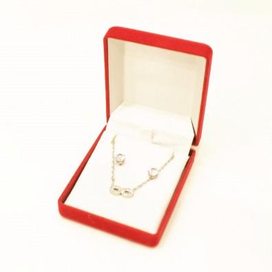 Coffret bijoux acier COFA007IF