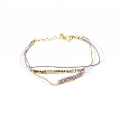 Bracelet acier femme BRAF819