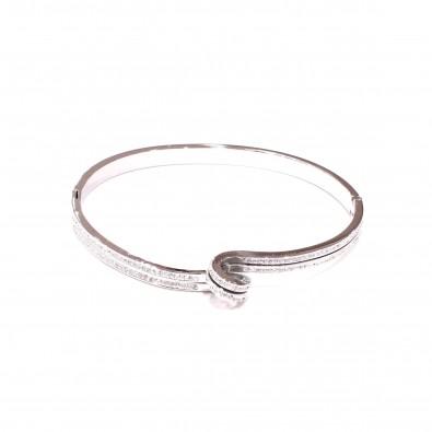 Bracelet acier inoxydable femme BRAF852