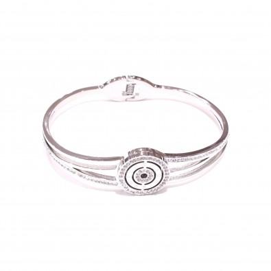 Bracelet acier inoxydable femme BRAF879