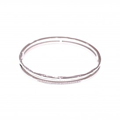 Bracelet acier inoxydable femme BRAF883